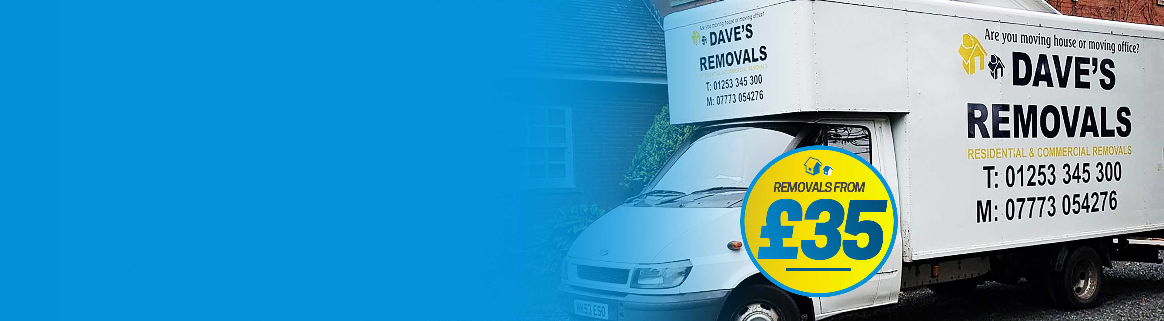 home removals blackpool