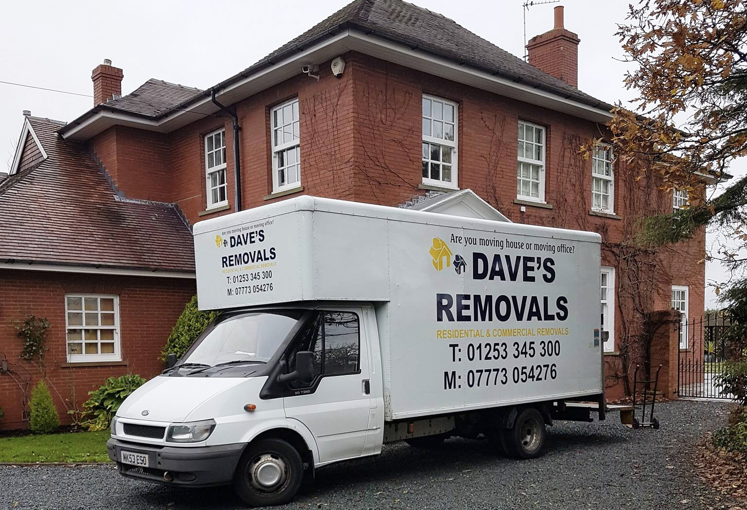 house-removals-blackpool-preston
